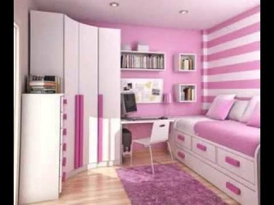 DIY cute girls bedroom design decorating ideas