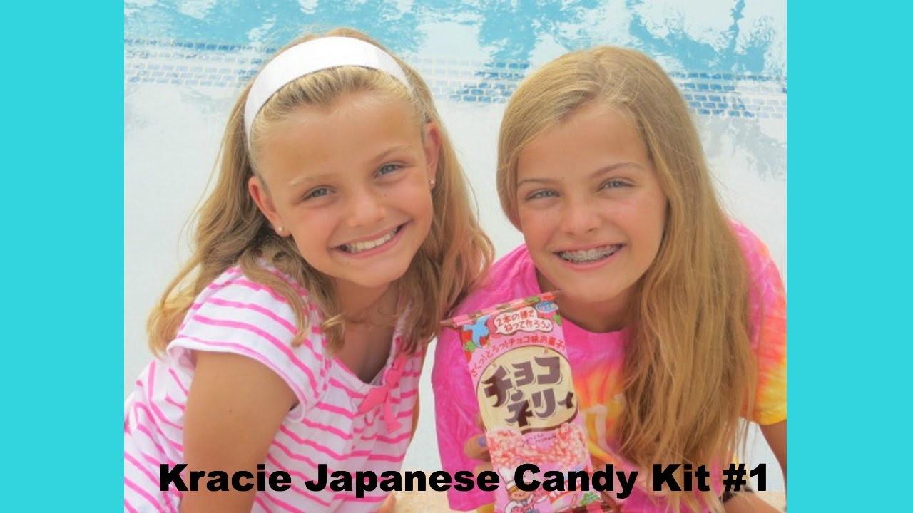 DIY Kracie Japanese Candy Kit Neri Choco - Strawberry Flavor ~ Jacy and Kacy