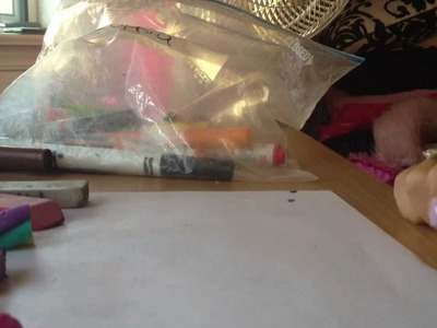 Easiest Way To Make DIY Eraser Putty