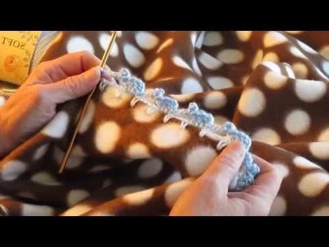 Elephant Crochet  Edging