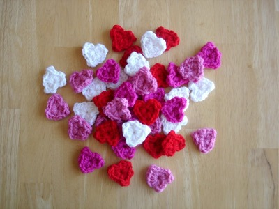 Episode 3: How to Crochet a One Round Heart