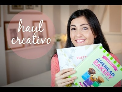 HAUL CREATIVO: Libri, Craft e Scrapt.