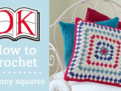 How to Crochet: Granny Square
