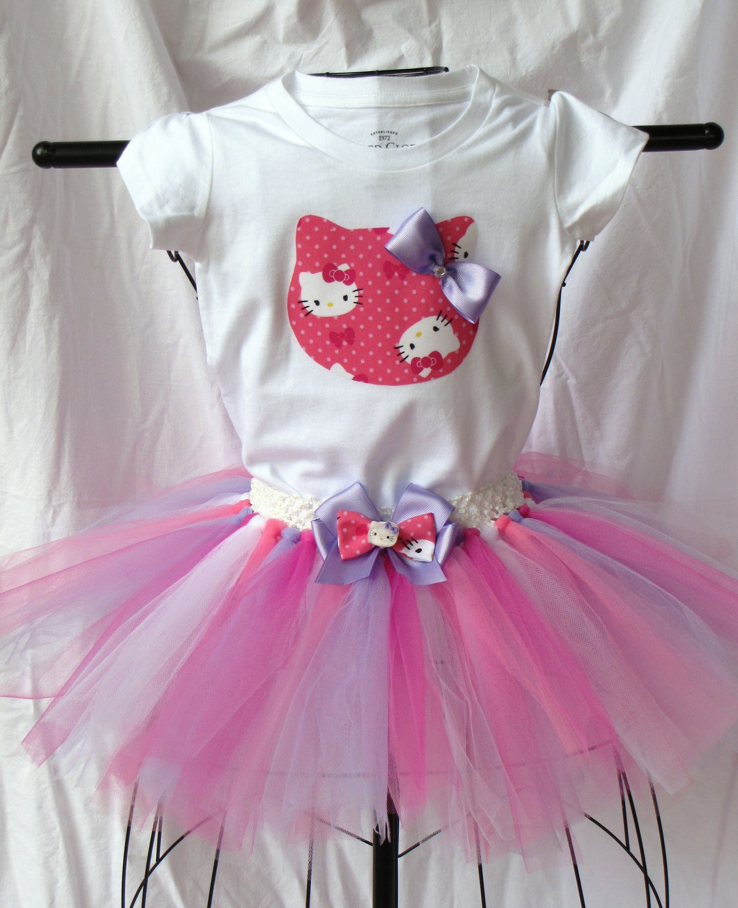 HOW TO: Make a Custom Tutu Full & Layered Look Part 2 by Lala's Lovely Bowtique