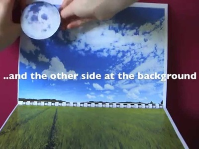 ✄ How to make a pop-up book ✄