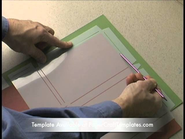 How to Make a Portfolio for Holding Cards and Envelopes