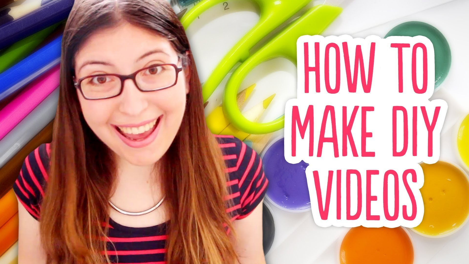 How to Make DIY.Crafting Videos