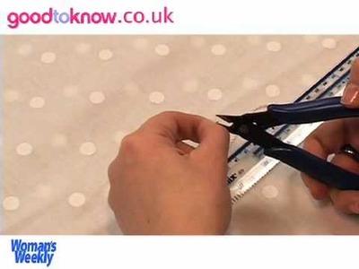 How to make jewellery - Earrings