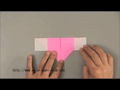 Japanese Culture: Origami Heart with Wings