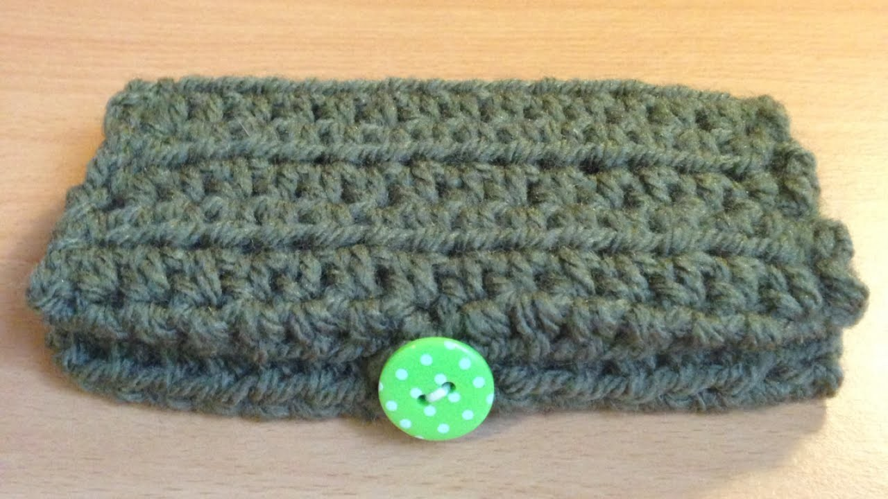 Make A Crochet Purse For Credit Cards - DIY Style - Guidecentral