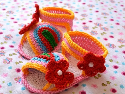 Make Baby Summer Sandals - DIY Crafts - Guidecentral