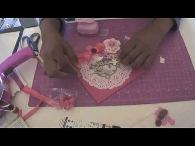 Make Quick and Easy Cards using ItsyBitsy Embellishments