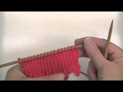 Picot Edge - Tutorial - Knitting Blooms