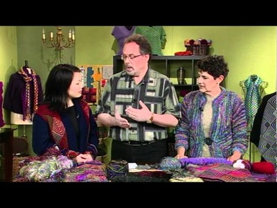 Preview Knitting Daily TV Episode 805, EntreKnits