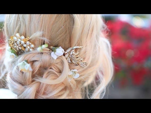 Prom Dolce & Gabbana Hair::{DIY Runway}