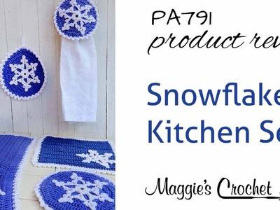 Snowflake Kitchen Set Product Review PA791