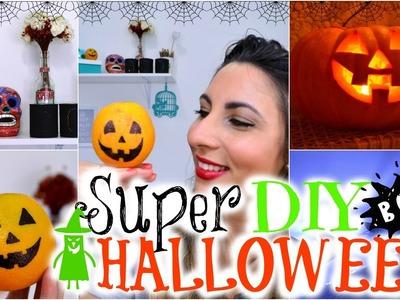 Super DIY de Halloween (Huge DIY Haloween Room Decor) | Paula Souza