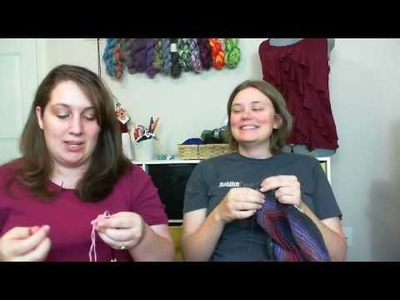 The Knit Girlls Episode 9 Part 1 of 7