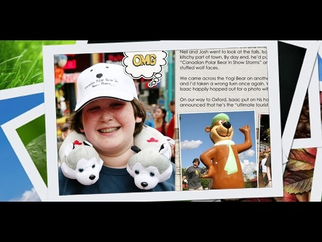 TLS001: How to make a scrapbook page with faith, photos, and a focal point