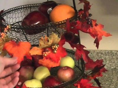 Cheap DIY Fall Decorations