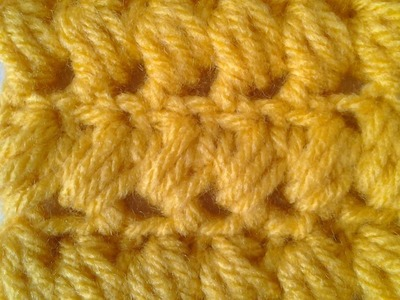Crochet the Slanted Pineapple Puff Stitch - DIY Crafts - Guidecentral