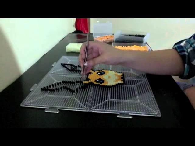 [Digimon] Patamon How-To DIY Perler Bead Tutorial