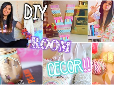 DIY Room Decor! Easy & Affordable!