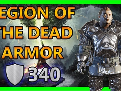 Dragon Age Inquisition:Legion Of The Dead Armor [Schematic Location And Crafting Tutorial]