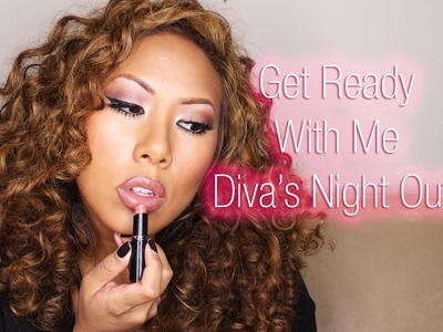 Get Ready With Me: Sexy and Smokey Club Makeup