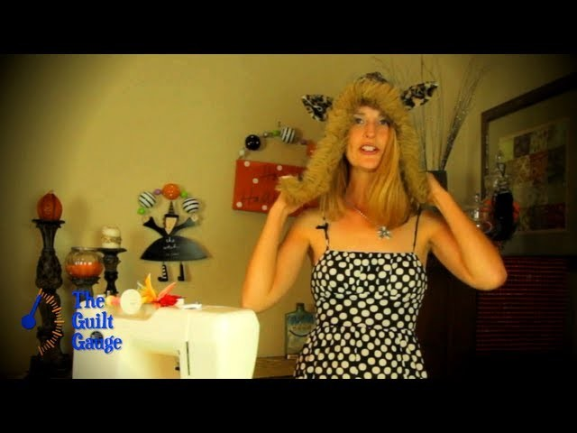 Guilty Crafter Episode 2: DIY Halloween Costumes From Recycled Hoodies