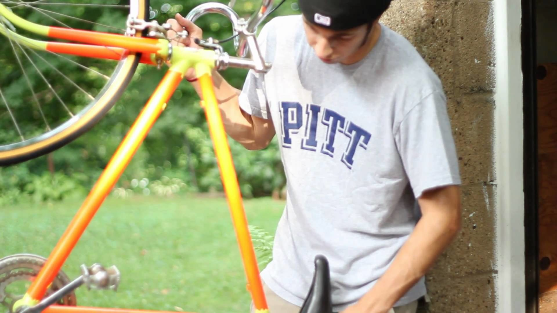How to build a Fixie: Weekend Projects Part 3 (Paint)