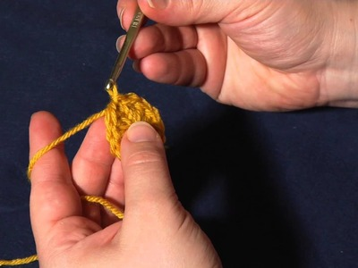 How to Crochet: Slip Stitch