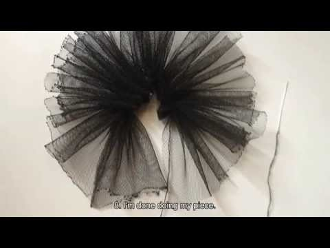How To Make A Fluffy Gothic Hair Clip - DIY Style Tutorial - Guidecentral