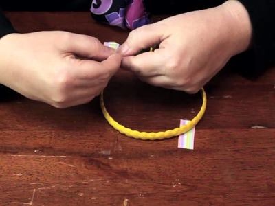 How to Make Braided Headbands : Decorative Crafts & Accessories