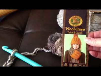 How to make your own GIANT yarn!