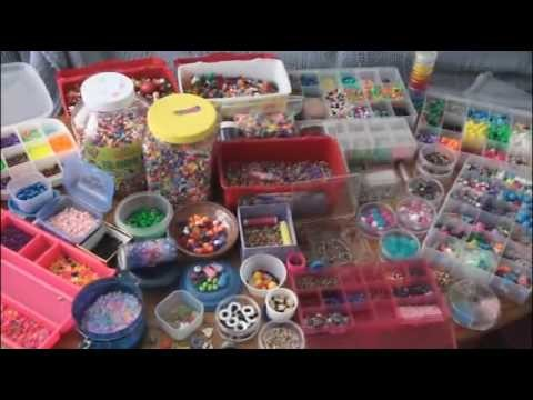 My Entire Bead & Charm Collection! =]