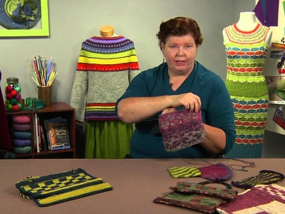 Preview Double Knitting with Annie Modesitt Workshop Video
