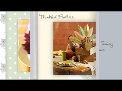 Top 10 DIY Thanksgiving Crafts for Kids