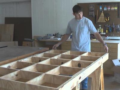Trip's DIY Plywood Cutting Table