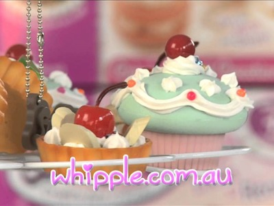 Whipple craft and create sweet treats!