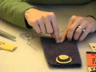 12 Days of Christmas - Day 6 - Repurposed Sweater Hand Warmers
