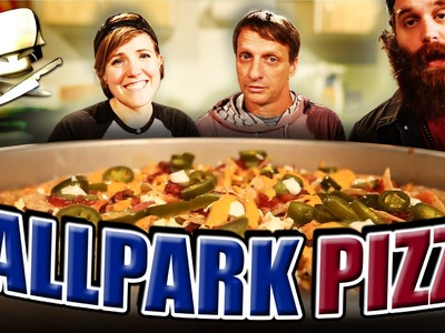 Ballpark Pizza - Epic Meal Time