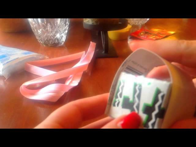 Barbie crafts:How to make baby things! Part 1