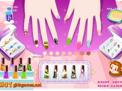 Bling Bling Nails DIY
