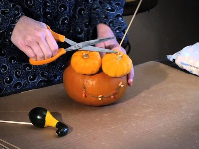 Crafts With Pumpkins & Gourds for Kids : Art Projects for Kids