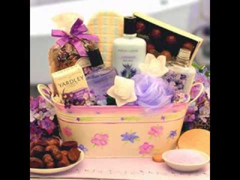 Diy Wedding Shower Gift Basket Ideas