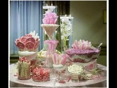Easy DIY Baby shower candy decorating ideas
