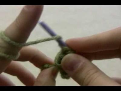 How to Crochet: Triple (Treble) Crochet