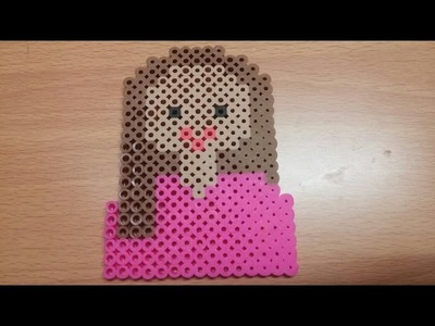 How to make YOURSELF out of perler beads!!!