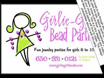 Kids Birthday Parties Naperville IL   Naperville Girls Birthday